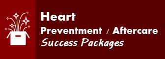 Heart Preventment/Aftercare Success Packages