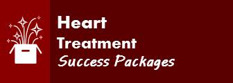 Heart Treatment Success Packages