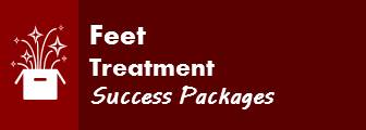 Feet Treatment Success Packages