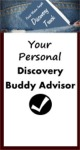 Discovery Buddy Advisor + Self-Reflections (wkly billed monthly)