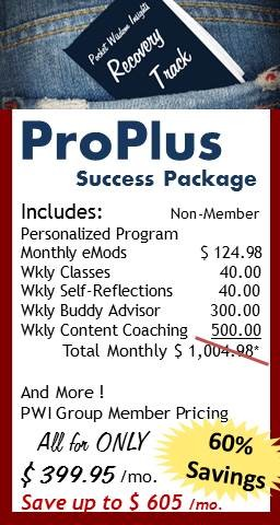 Recovery Pro Plus Success Package
