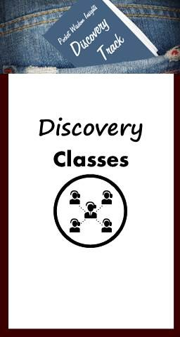Discovery Weekly Classes